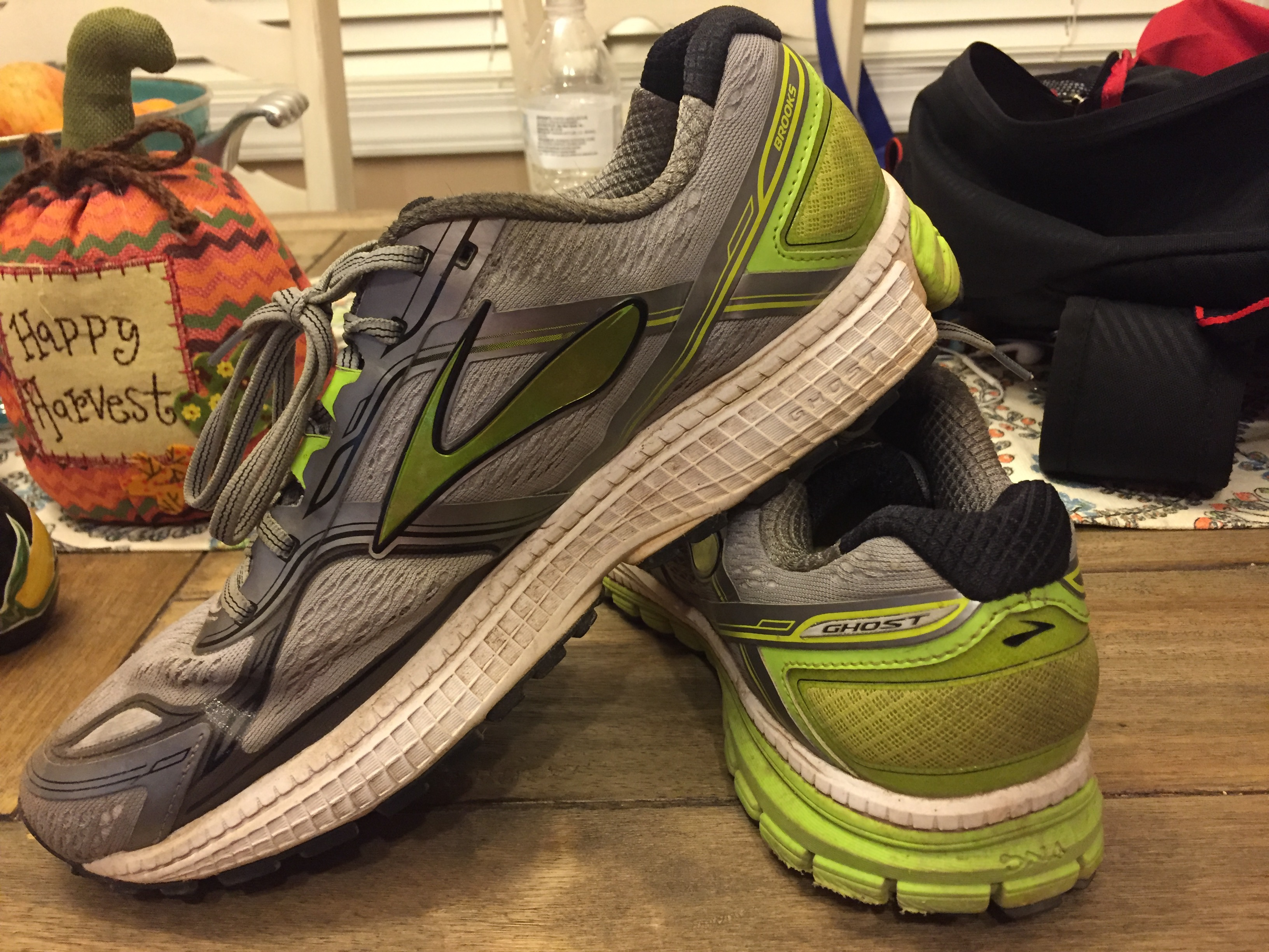 Shoe review: Brooks Ghost 8 – This Running Life